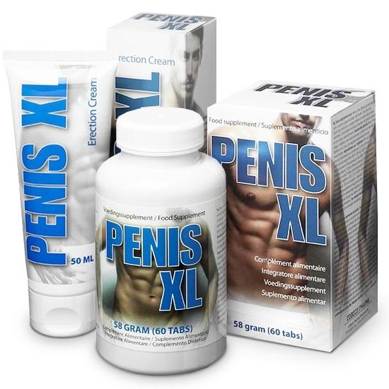 Member XXL ™ (Penis XL) – trwałe zwiększenie rozmaru penisa!