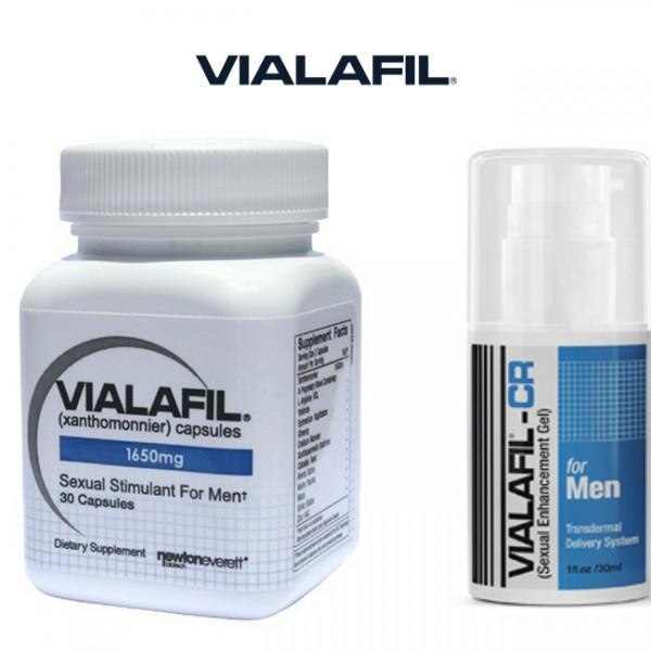 Eron Plus ™ (Vialafil) – niezrównany wspomagacz męskiego libido