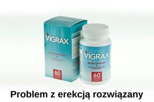 Vigrax - problem z erekcją rozwiązany